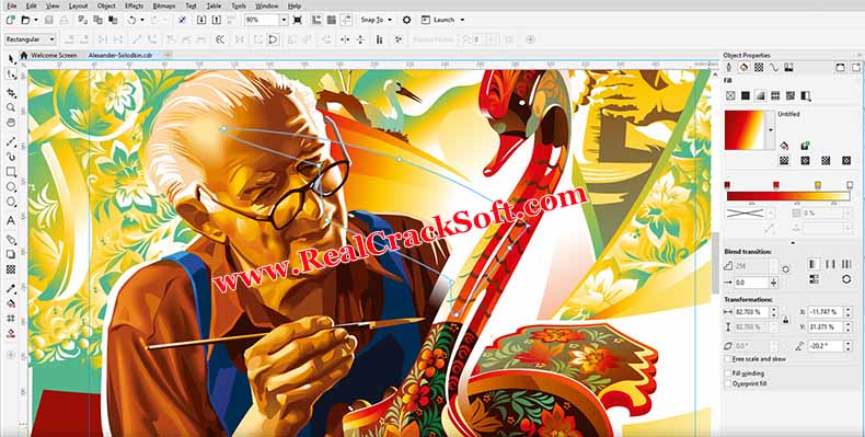 download corel draw latest version with crack