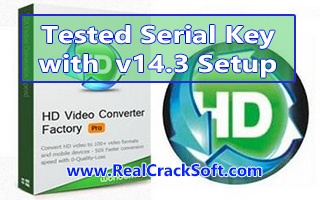 hd video converter factory pro serial key